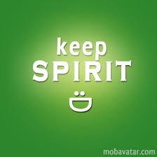 keep spirit