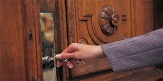 kunci pintu